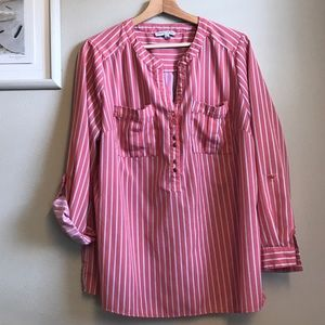Notations Woman blouse Size 1X